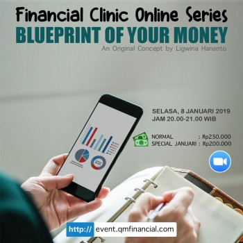 Special Class Blueprint Of Your Money - 8 Jan