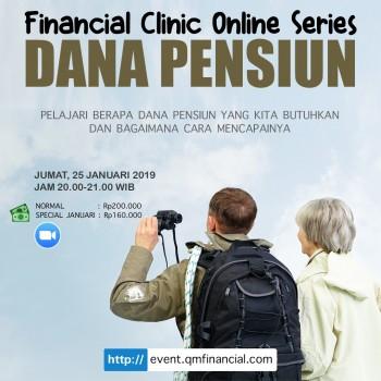 Thematic Class: Dana Pensiun - 25 Jan