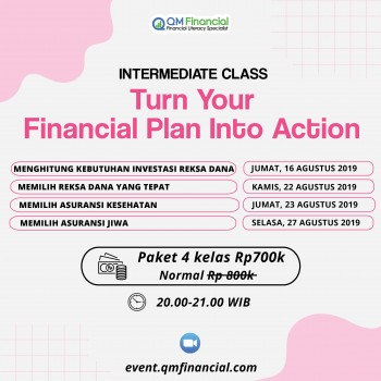 Intermediate Class - Agustus 2019