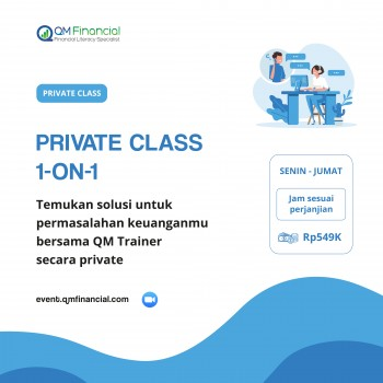 Private 1-on-1 Agustus 2020