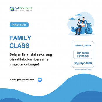 FCOS Class for Family Package - Agustus 2020