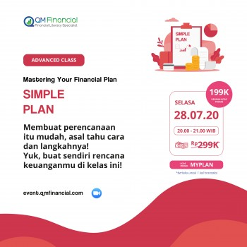 Advanced Class: Simple Plan - 28 Juli 2020