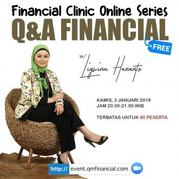 Free Q&A Financial - 3 Jan