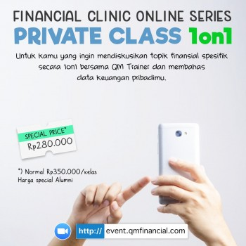 Private Class 1on1 - Maret 2019