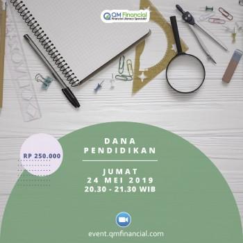 Special Class Dana Pendidikan - 24 Mei 2019